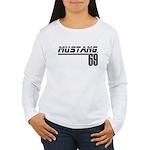 Mustang 69 Women's Long Sleeve T-Shirt