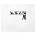 Mustang 70 King Duvet