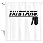Mustang 70 Shower Curtain
