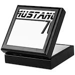 Mustang 70 Keepsake Box