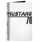 Mustang 70 Journal