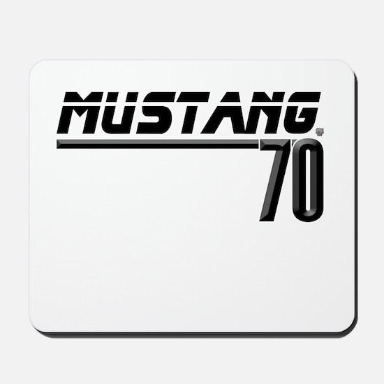 Mustang 70 Mousepad