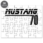 Mustang 70 Puzzle