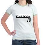 Mustang 70 Jr. Ringer T-Shirt