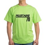 Mustang 70 Green T-Shirt