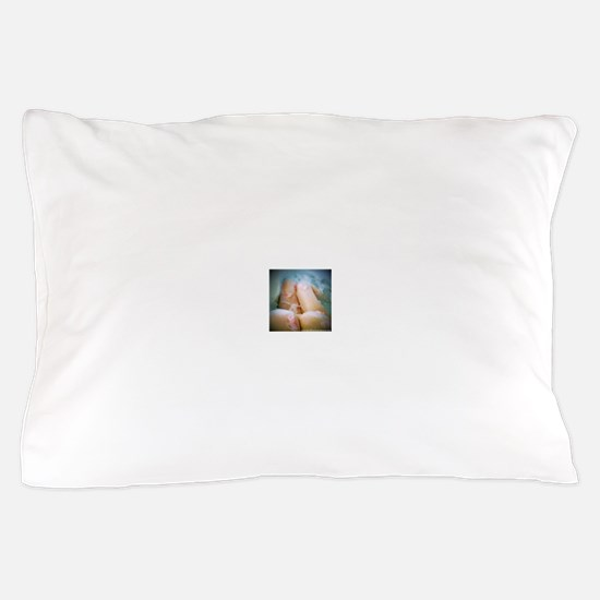Bathtime Secrets Pillow Case