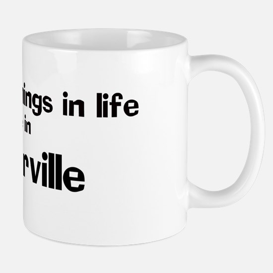 Cedarville: Best Things Mug