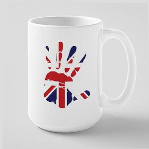 Hand Large Mug