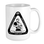 IT Professional's Triangle Large Mug