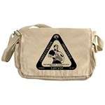 IT Professional's Triangle Messenger Bag
