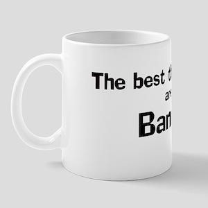 Banning: Best Things Mug