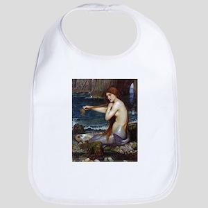 John William Waterhouse Mermaid Bib