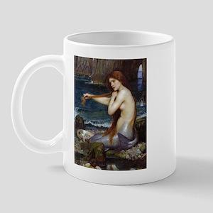 John William Waterhouse Mermaid Mug