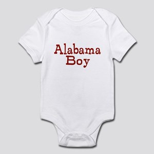 Alabama Boy Infant Bodysuit