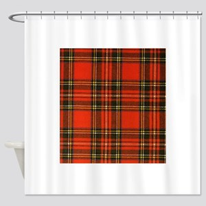 Tartan Pride Shower Curtain