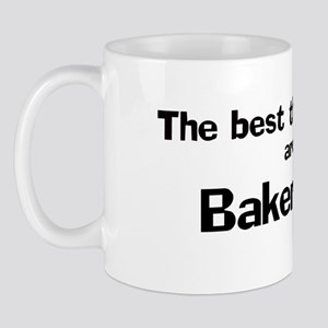 Bakersfield: Best Things Mug