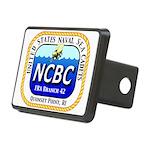 ncbclogobig Rectangular Hitch Cover