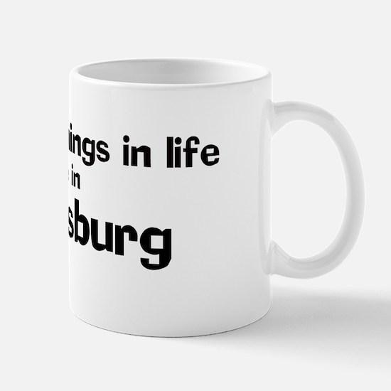 Healdsburg: Best Things Mug