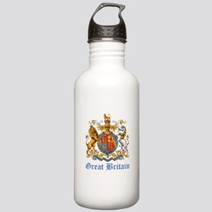 Royal Coat Of Arms Stainless Water Bottle 1.0L
