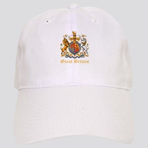 5d2cd8996ac Royal Coat Of Arms Hats - CafePress