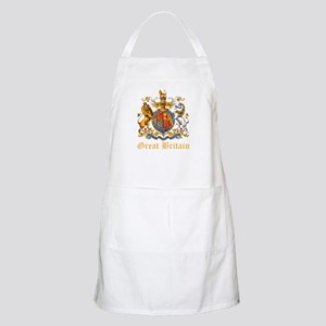 Royal Coat Of Arms Apron