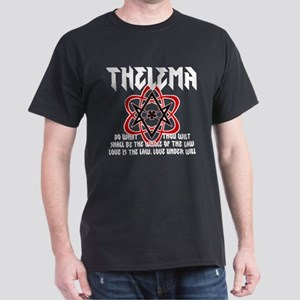 Thelema Rocks Dark T-Shirt