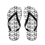 Bike Icon (FF) Flip Flops