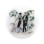 """fashion figures & dog 3.5"""" Button (100 pack)"""
