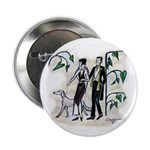 """fashion figures & dog 2.25"""" Button (100 pack)"""