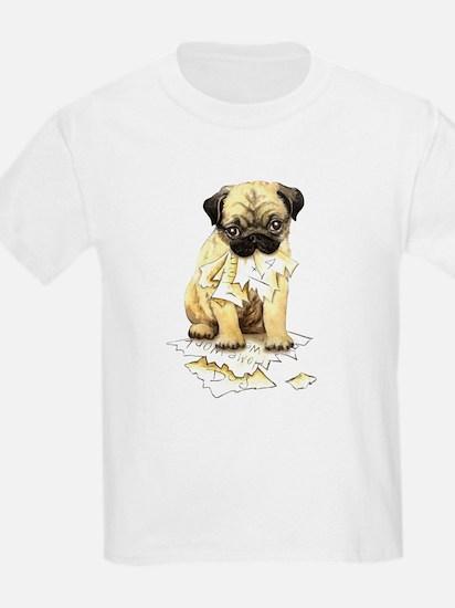 pug school-K T-Shirt