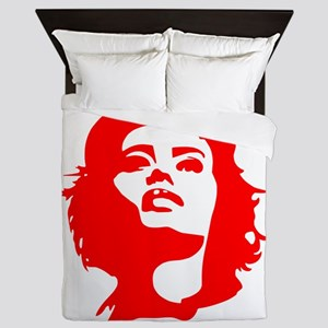 Revolutionary Woman Red Queen Duvet
