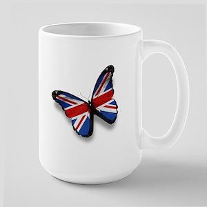 Butterfly Large Mug
