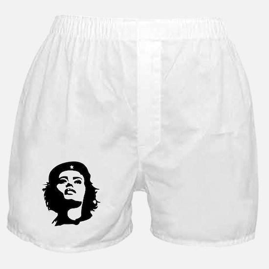 Revolutionary Woman Boxer Shorts