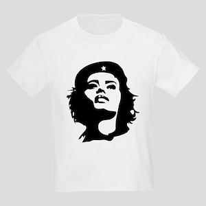 Revolutionary Woman Kids Light T-Shirt