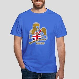 British Queensberry Boxing Dark T-Shirt