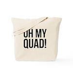 O. M. Q. Tote Bag
