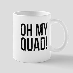 O. M. Q. Mug
