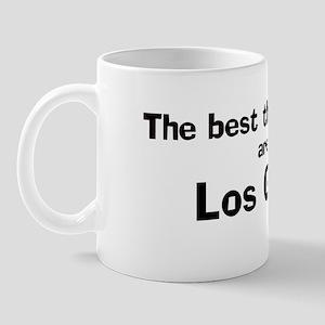 Los Gatos: Best Things Mug