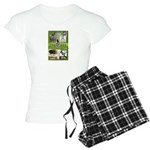 Dog Tag Cover Women's Light Pajamas