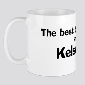 Kelseyville: Best Things Mug