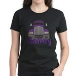 Trucker Bailey Women's Dark T-Shirt