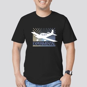 Experimental RV10 Men's Fitted T-Shirt (dark)