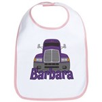 Trucker Barbara Bib