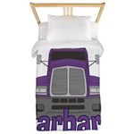 Trucker Barbara Twin Duvet