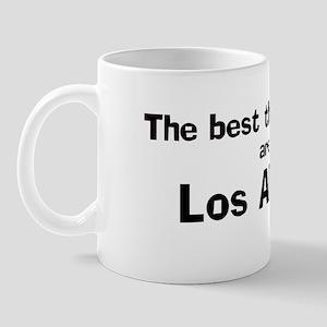 Los Alamos: Best Things Mug