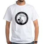 IT Professional's Seal White T-Shirt
