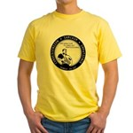 IT Professional's Seal Yellow T-Shirt