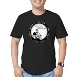 IT Professional's Seal Men's Fitted T-Shirt (dark)