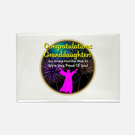 Graduation: 0003f Rectangle Magnet