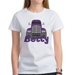 Trucker Betty Women's T-Shirt